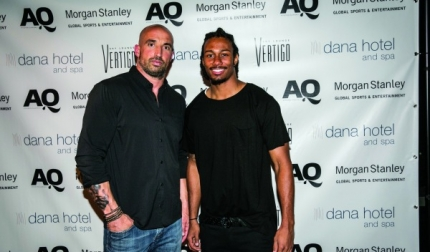 Joe Panos and Trae Waynes Event 1 Low Res