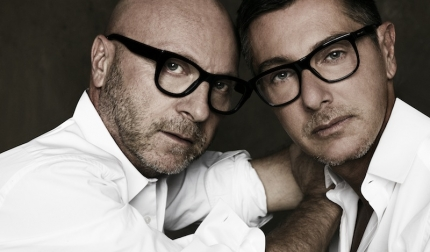 Domenico Dolce and Stefano Gabbana by Giampaolo Sgura Courtesy of DolceGabbana 7