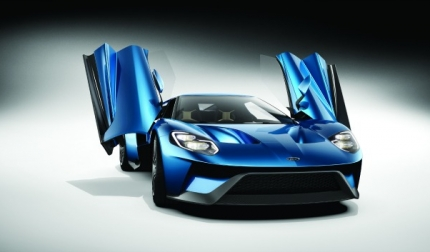 Ford GT Low Res